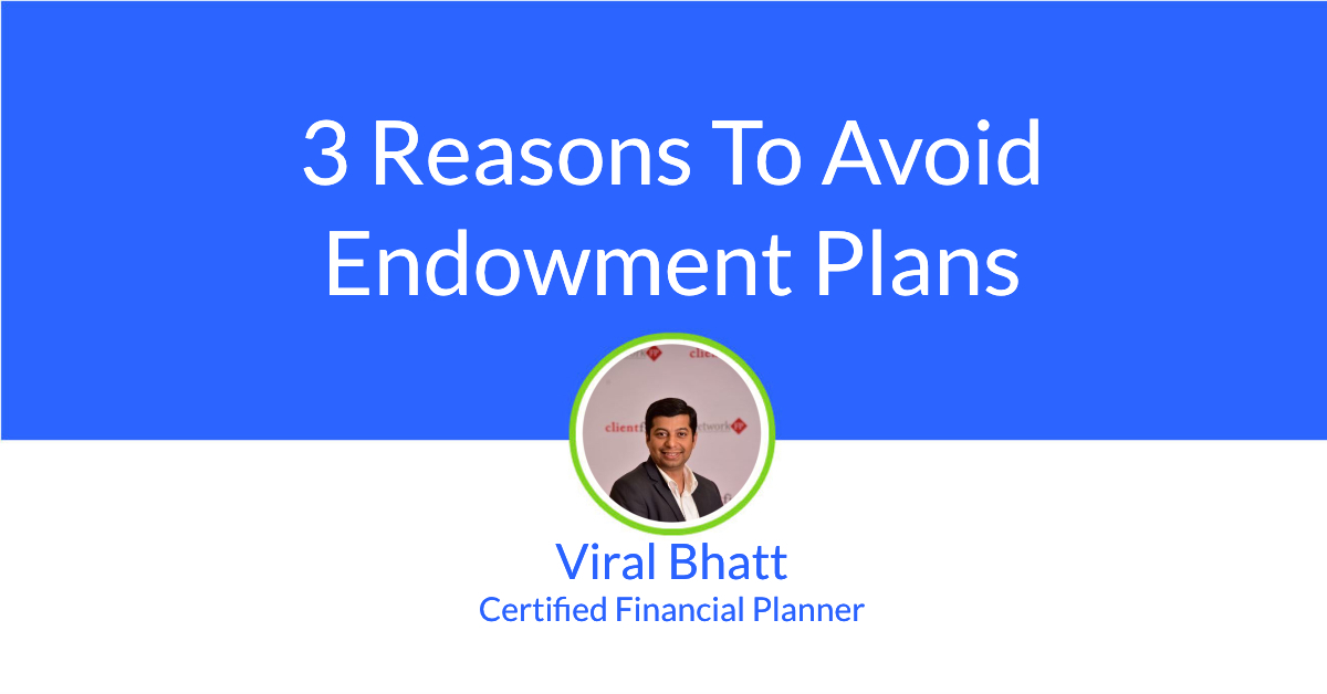 Are endowment plans like LIC's Jeevan Anand a good ...